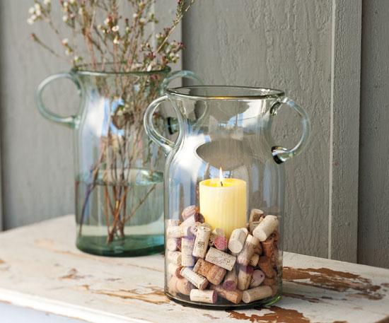 D coration de vases for Vase de decoration interieur