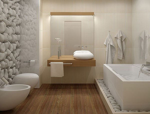 Relaxation - Salle de bain cocooning ...